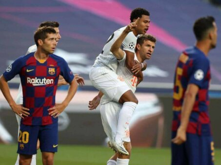Barcelona Vs Bayern 2021 22 Uefa Champions League Group Stage Betting Preview