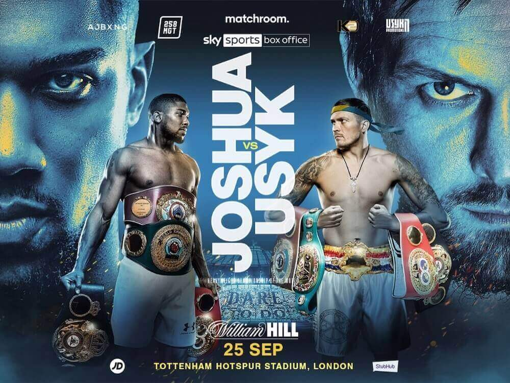Joshua Vs Usyk Betting Preview