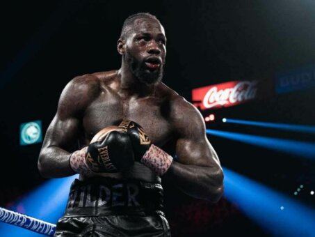 Will Deontay Wilders Next Fight Be Against Oleksandr Usyk